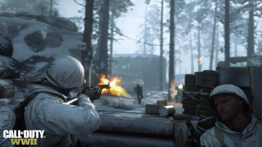 Call of Duty world war 2 crack