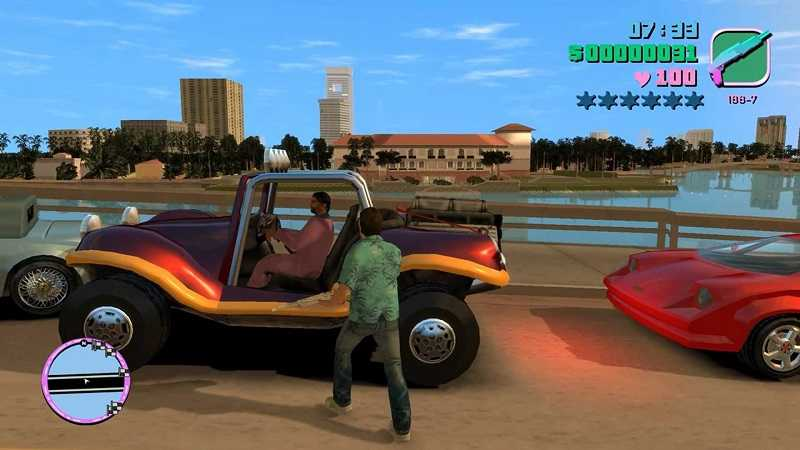 Download Grand Theft Auto Vice City Online