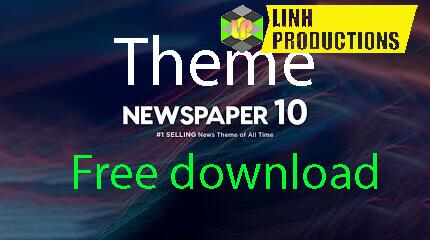 Download Free Newspaper v10.3.2 – Responsive WordPress News Theme