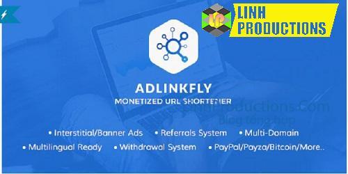 AdLinkFly 6.4.0 Script Free Download