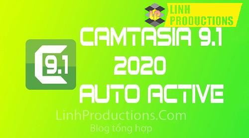 Camtasia 9 2020 Auto Active - Camtasia 9.1 2020