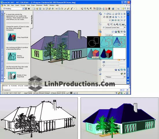 AutoCAD 2007 Free Download