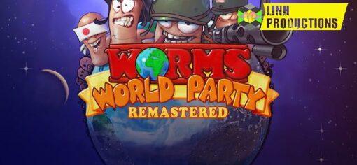 WORM WORLD PARTY - LINHMINAZ