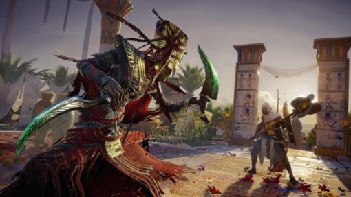 Assassin's Creed Origins việt hóa