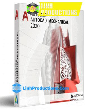 AUTODESK AUTOCAD MECHANICAL 2020