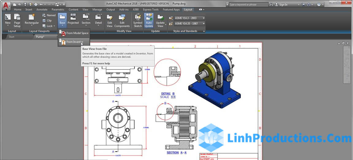 Autodesk Autocad Mechanical 2020 Latest Version Download