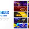 10 Facebook Cover-DJ Event
