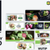 10 Facebook Cover- Healthy Food