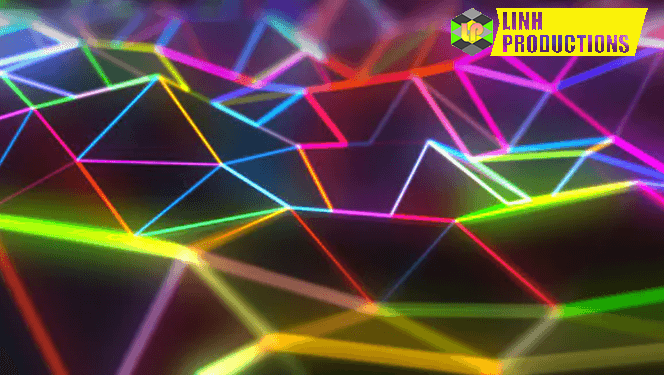 Abstract Triangle Background 02