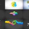BEAUTY PARTICLES LOGO PACK
