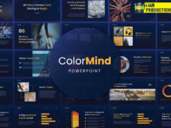 ColorMind Creative Powerpoint Presentation
