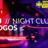 DJ Night Club Logos