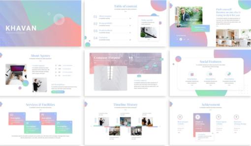 Khavan - Creative Powerpoint Template1