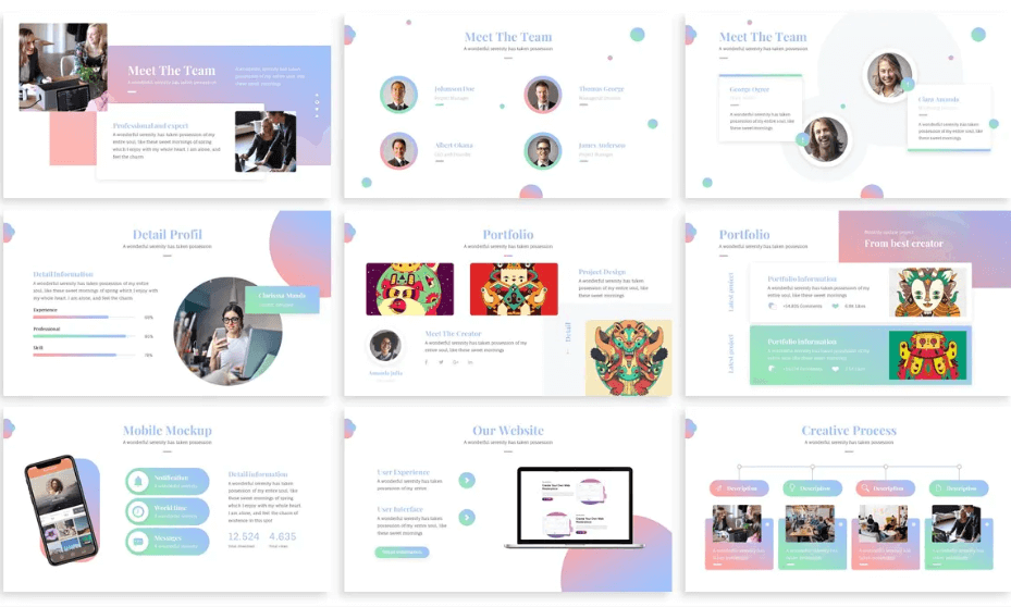 Khavan - Creative Powerpoint Template1