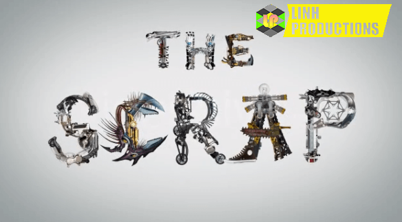 Mechanical Alphabet - Animated Typeface
