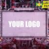 Mechanical Gear Screen Logo