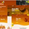 Modhu - Beekeeping & Honey Elementor Template Kit