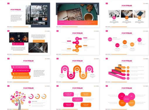 Portfolio - Powerpoint Template