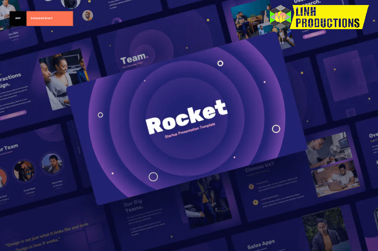 Rocket - Startup Power Point Presentation5