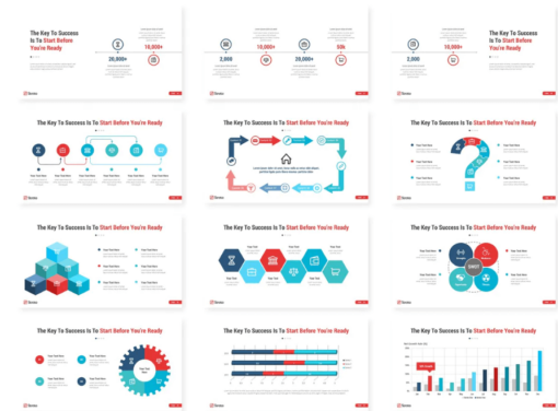 STRATO POWERPOINT TEMPLATE