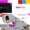 Taskieta Powerpoint, Keynote, Googleslide