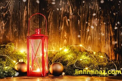 Tổng hợp Banner Christmas Card, Christmas Landscape 2020 FREE phần 2