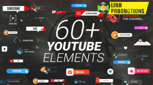 YOUTUBE SUBSCRIBE PACK