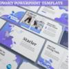 Starler - Astronomy Powerpoint Template