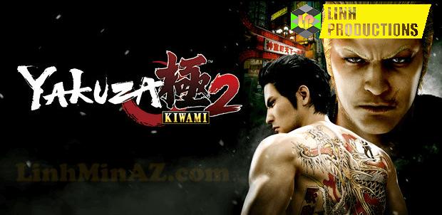 Kazuma Kiryu 2 crack