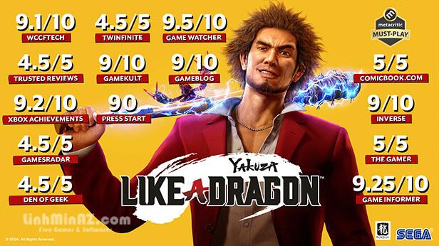 YAKUZA LIKE A DRAGON'S HERO EDITION CRACK GOOGLE DRIVE